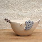羽ばたく鳥bowl